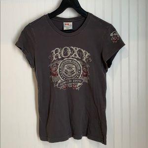 Roxy Logo T-shirt